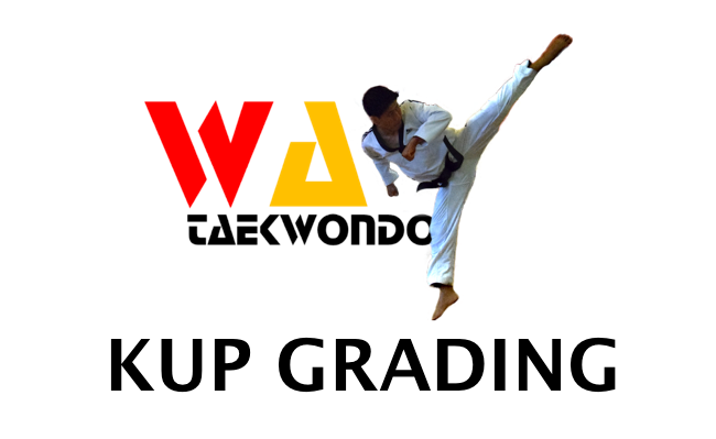 KUP Grading Recommendation | March 2020