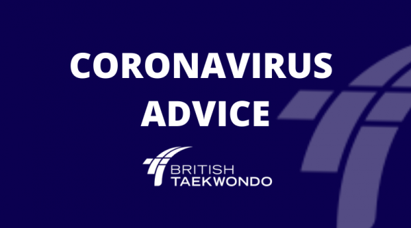 Coronavirus Advice From British Taekwondo