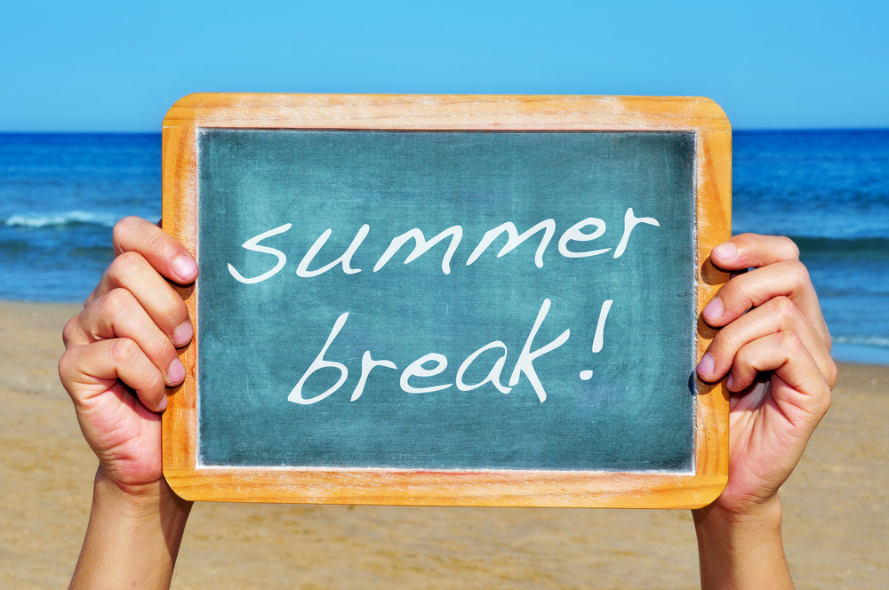 Read more about the article Summer Break 2021
